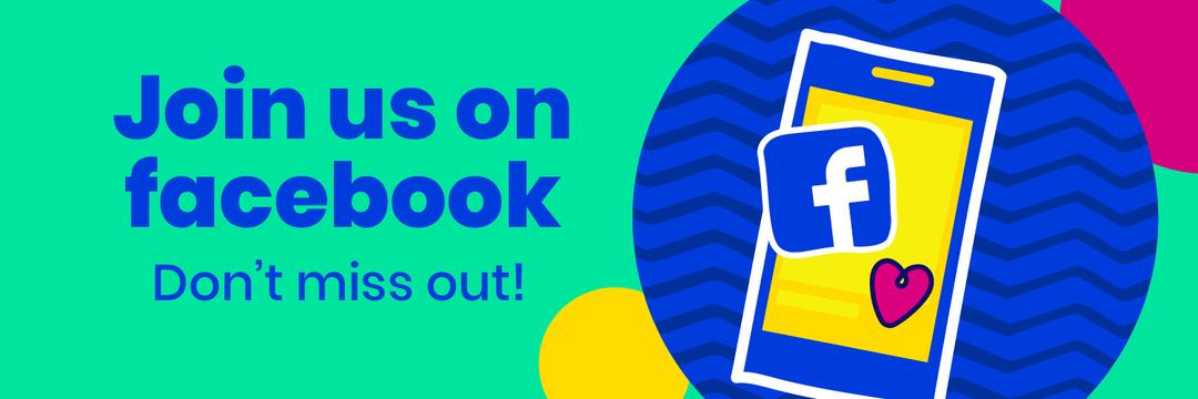 Join us on Facebook - Banner- v2